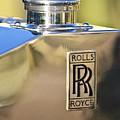 1935 Rolls-royce Phantom II Hood Ornament by Jill Reger