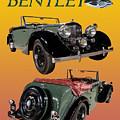 1939 Bentley Drop Head Coupe by Jack Pumphrey