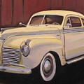 1941 Plymouth - Aunt Clara by Mary Hollinger