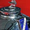 1948 Talbot-lago T26 Record Cabriolet Hood Ornament by Jill Reger