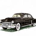 1949 Cadillac Fleetwood Sedan by Jack Pumphrey