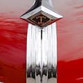 1949 Diamond T Truck Hood Ornament by Jill Reger
