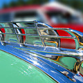 1949 Plymouth Hood Ornament by Larry Keahey