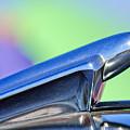 1950 Chevrolet Hood Ornament 3 by Jill Reger
