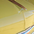 1953 Chevrolet Bel Air Hood Ornament by Jill Reger