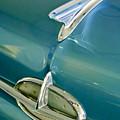 1957 Oldsmobile Hood Ornament 5 by Jill Reger