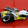 1970 Dodge Super Bee Emblem by Paul Ward