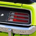 1970 Sublime Green Hemi 'cuda  by Gordon Dean II