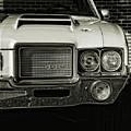 1972 Olds 442 by Gordon Dean II