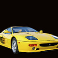 1995 Ferrari F512m by Jack Pumphrey