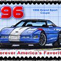 1996 Grand Sport Corvette by K Scott Teeters