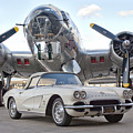 1962 Chevrolet Corvette by Jill Reger