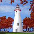 Autumn At Marblehead by Frederic Kohli