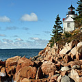 Bass Harbor Lighthouse by John Greim