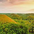 Chocolate Hills by MotHaiBaPhoto Prints