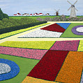 Dutch Gardens by Frederic Kohli