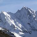 Gore Mountain Range Colorado by Brendan Reals