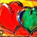 2 Hearts by Mark Kazav