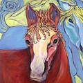 2 Horses by Michelle Spiziri