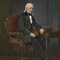 James Knox Polk (1795-1849) by Granger