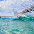 Kitesurfing by Stelios Kleanthous