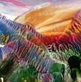 Landscape by Alla Bechtold