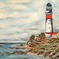 Lighthouse 2 by Kenneth LePoidevin