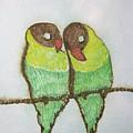 Love Birds by Patricia Arroyo