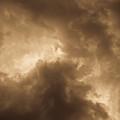 Sepia Clouds by David Pyatt