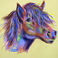 Spirit Horse by Jo Hoden