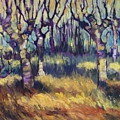 Van Gogh's Orchard by Peggy Wilson