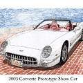 2003 Corvette Prototype by Jack Pumphrey
