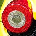 2012 Ferrari 458 Spider Brake Light by Paul Ward