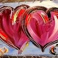 Hearts by Mark Kazav