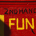 2nd Hand Fun by Carl Purcell