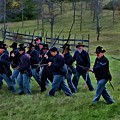 2nd Wi Infantry Black Hats by Tommy Anderson