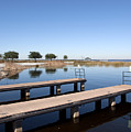 East Lake Toho In Florida by Allan  Hughes