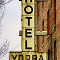 Hotel Yorba by Gordon Dean II