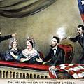 Lincoln Assassination by Granger