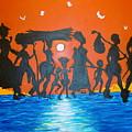 Uhuru Series by Malik Seneferu
