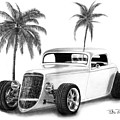 33 Ford Coupe by Peter Piatt