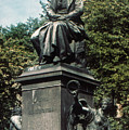 Ludwig Van Beethoven by Granger