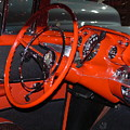 57 Chevy Bel Air Interior by Ron Hayes