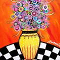 Blooms by Pristine Cartera Turkus