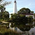 St. Mark's Lighthouse by Wayne Denmark