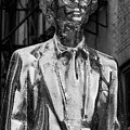 Andy Warhol Statue Union Square Nyc by Robert Ullmann