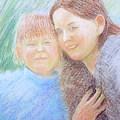 Sisters by Masami Iida
