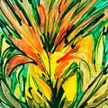 Divine Flowers by Baljit Chadha