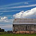 A Barn by Steve Harrington