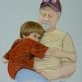 A Boy And His Dad by Pat Neely